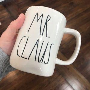 Rae Dunn Santa mug